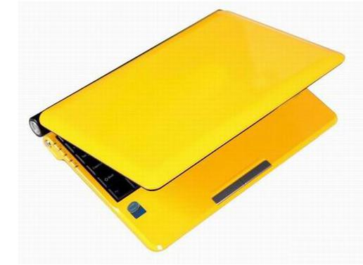 Ноутбуки желтые