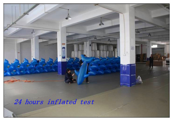 24 hours inflated test