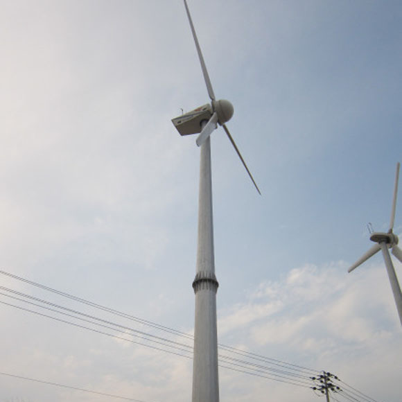 Hummer 50KW Wind Energy System