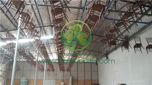 electrostatic spray painting system