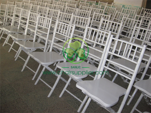 folding chiavari chair/tiffany chair