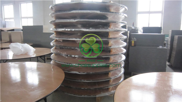 foldable round table / folding round table
