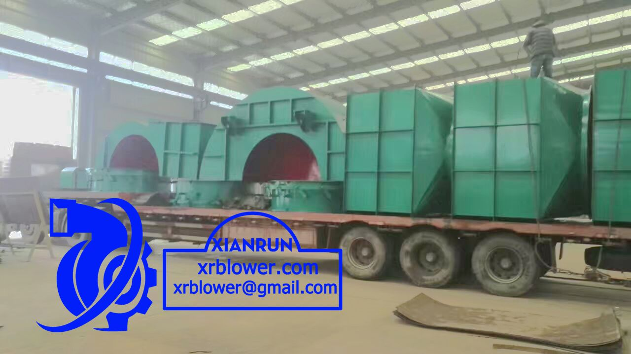 Installation and Maintenance of High Temperature Fan by Xianrun Blower