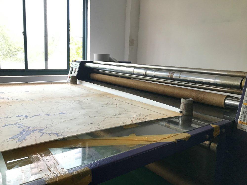 custom printed scarves factory
