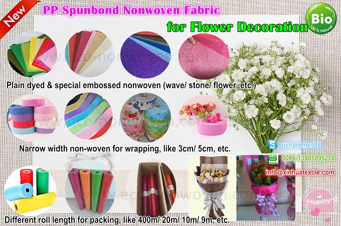 Flower Decoration Nonwoven