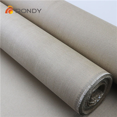 vermiculite coated fiberglass fabric