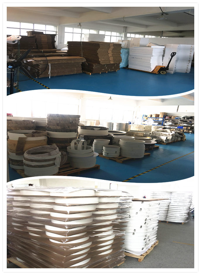 warehouse at new shine lighting