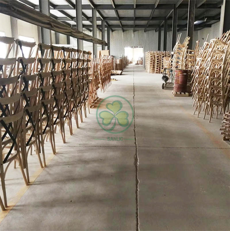Workshop for Wooden Chairs