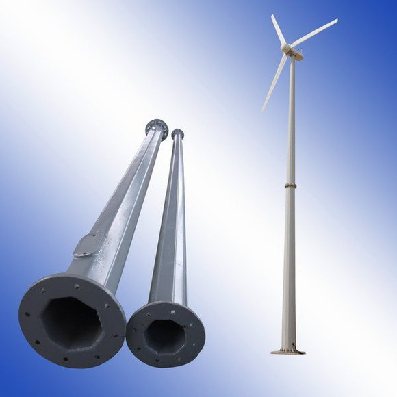 3KW Wind Turbine Structure