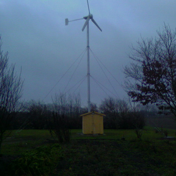Hummer 5KW Wind Energy System