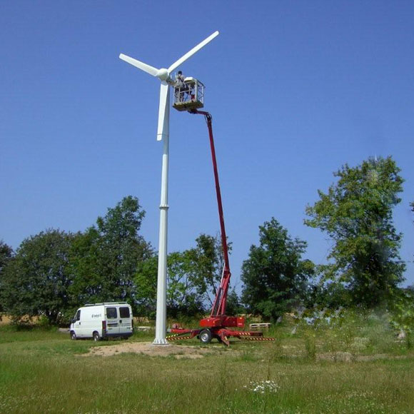 H6 4 5kw Off Grid Wind Turbine From China Manufacturer