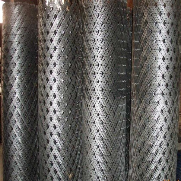Metal Wire Suppliers : Galvanized expanded metal wire mesh manufacturers
