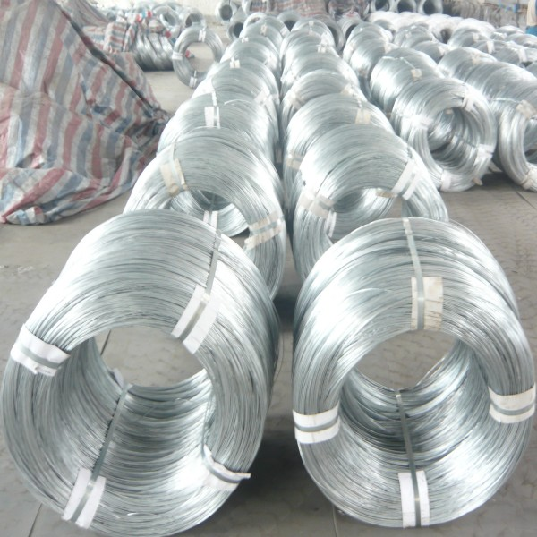 0 25mm 5 0mm Hot Dipped Electro Galvanized Wire