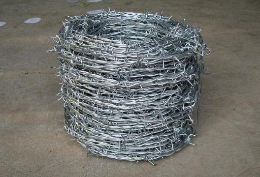 High Quality Galvanized Barbed Wire Factory