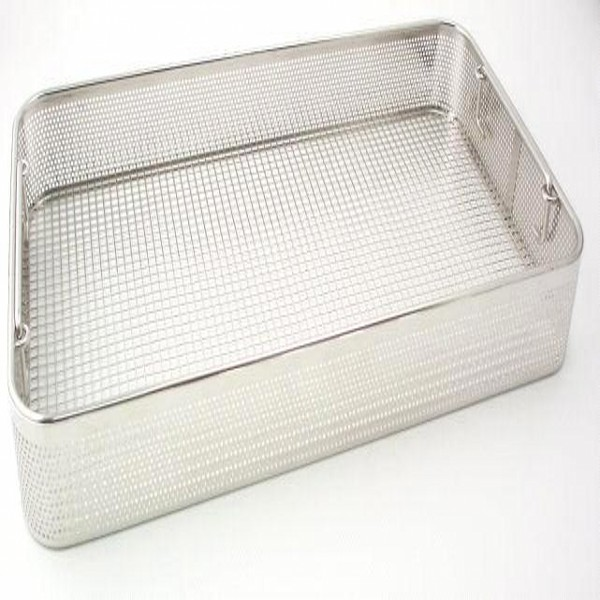 Stainless Steel Wire Mesh Baskets Manufacturers Stainless