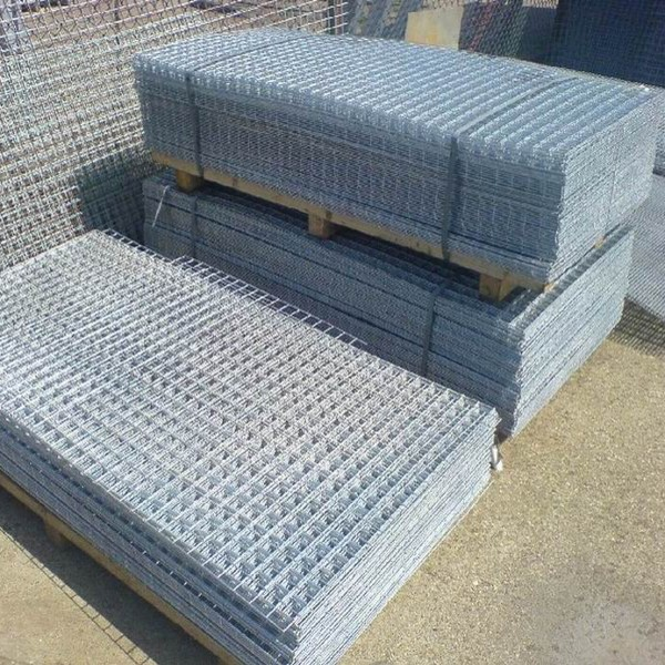 3x3 Galvanized Welded Wire Mesh Panel Manufacturers 3x3