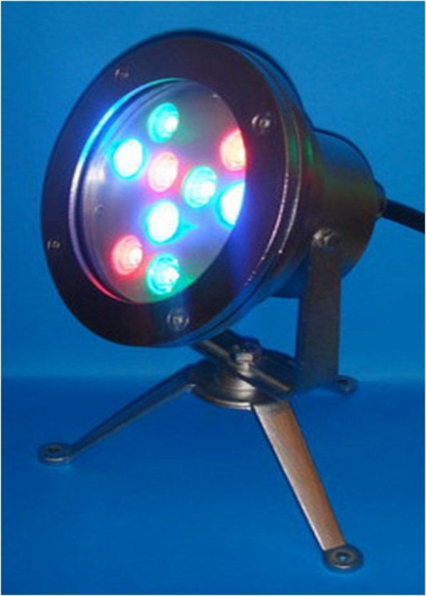 ip 68 rgb led pool light