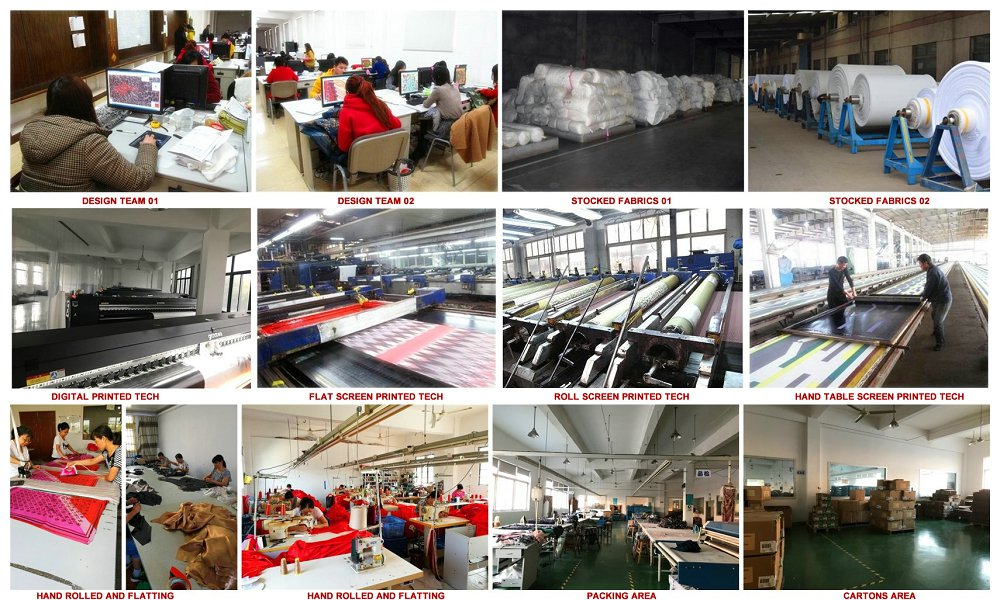 china scarf factory