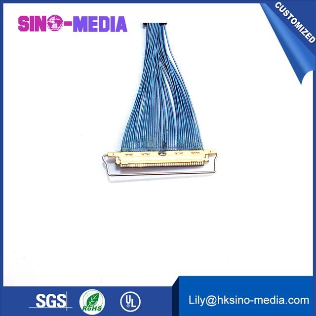 LVDS CABLE, IPEX 20453 Micro Coaxial Cable, IPEX 20453 LVDS Cable,IPEX 20453 40P Cable,IPEX 31P Cable