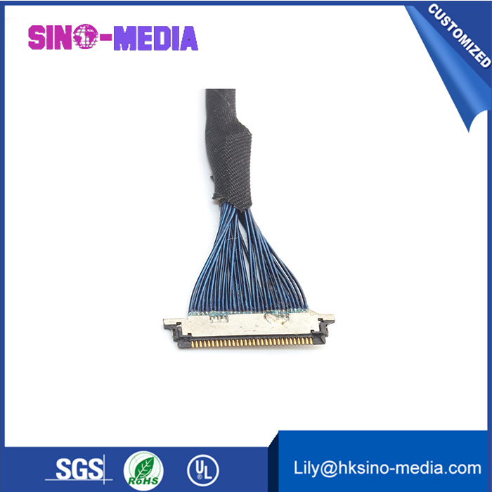 30 pin lvds ffc cable awm 20798 80c 60v vw-1