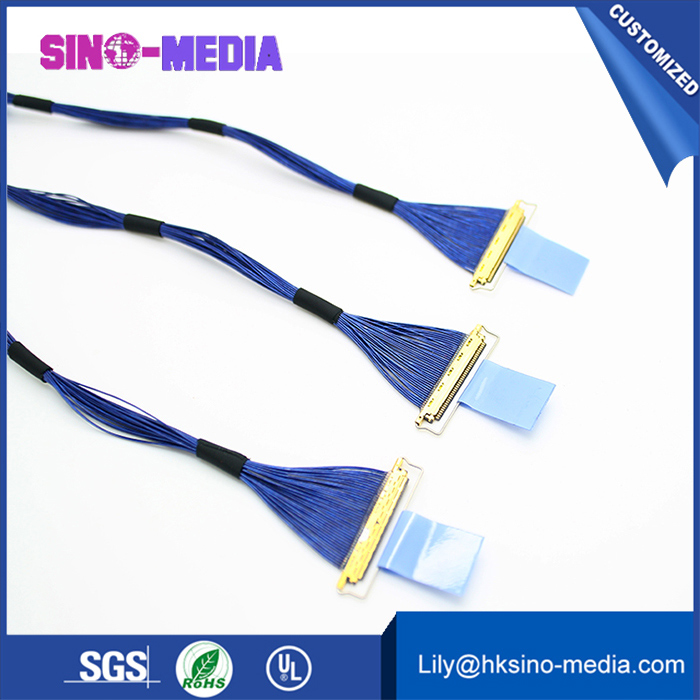 New in 2018 IPEX 20496-026T-03 lvds cable Cable manufacturer
