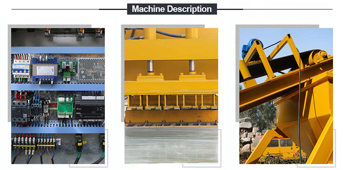 automatic ceb block machine details