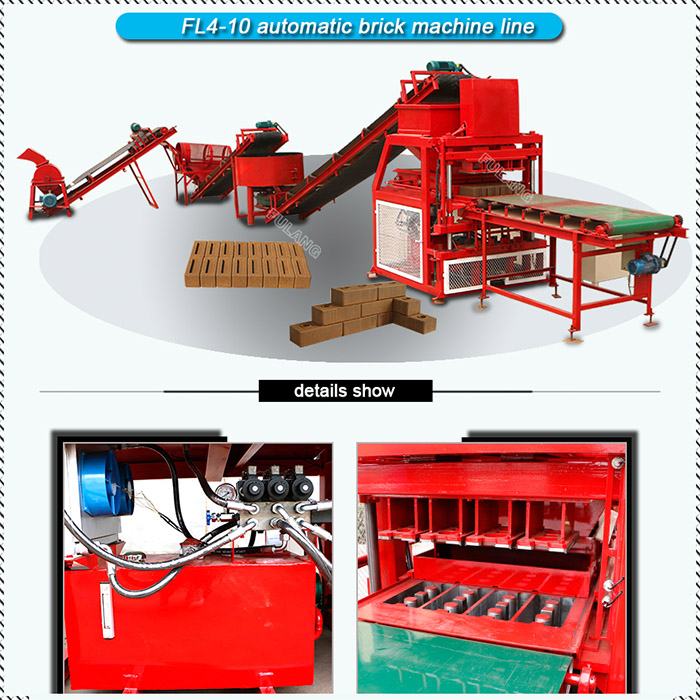 soil bricks making machine price in india