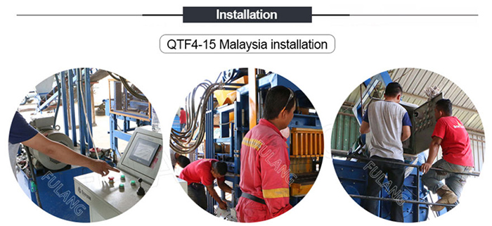 installation abroad in Malaysia