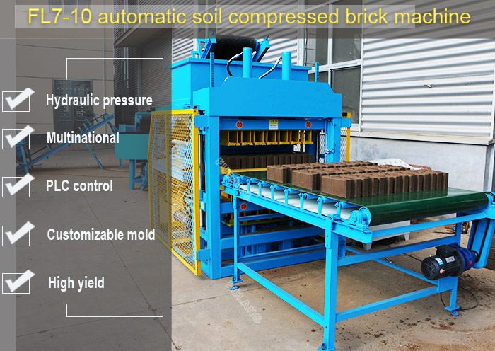 automatic clay brick making machine manufacturer