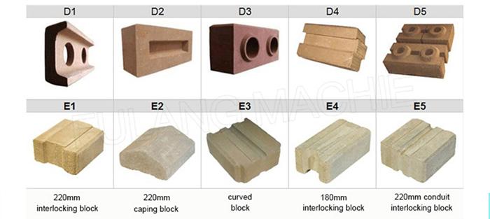 rammed earth blocks