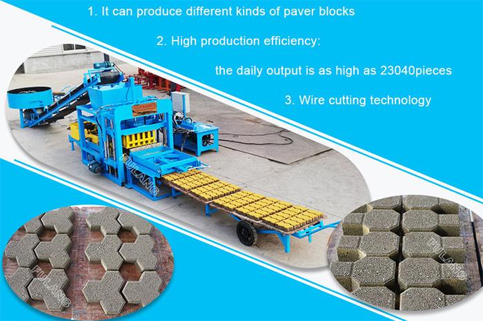 paving brick making machine south Africa
