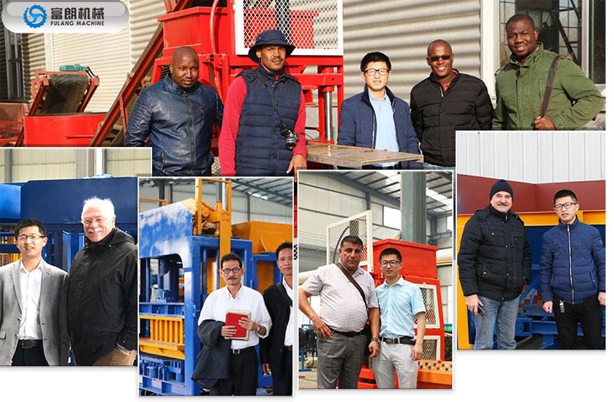 soil visiting brick making machine manufacturers