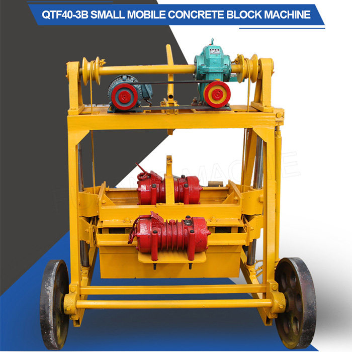 Egg Laying Concrete Block Machine Egg Laying Block Making