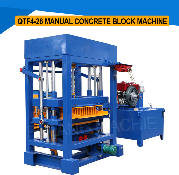 diesel brick making machine