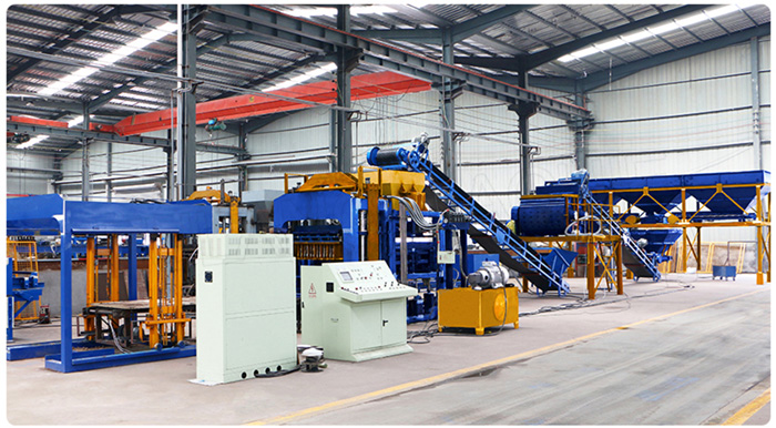 automatic cement block making machine,hydraulic concrete block making machine