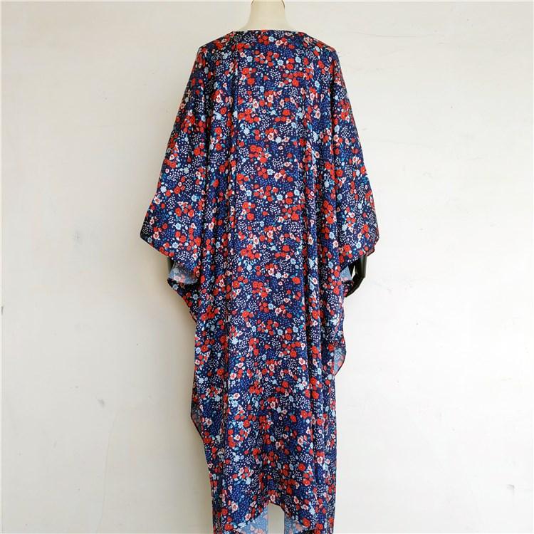 custom bathrobe kimono