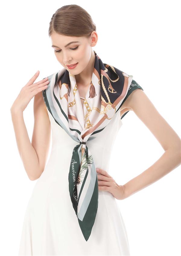 custom scarf gift
