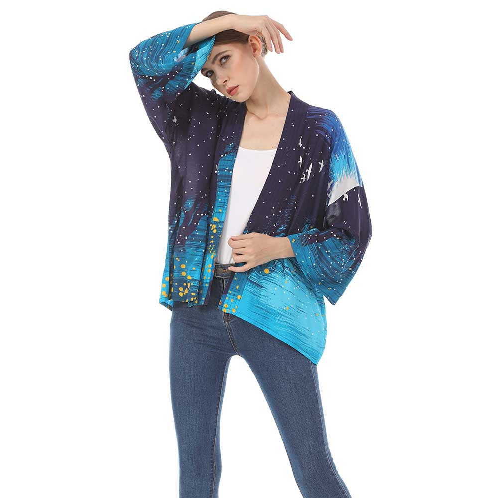 custom kimono jacket